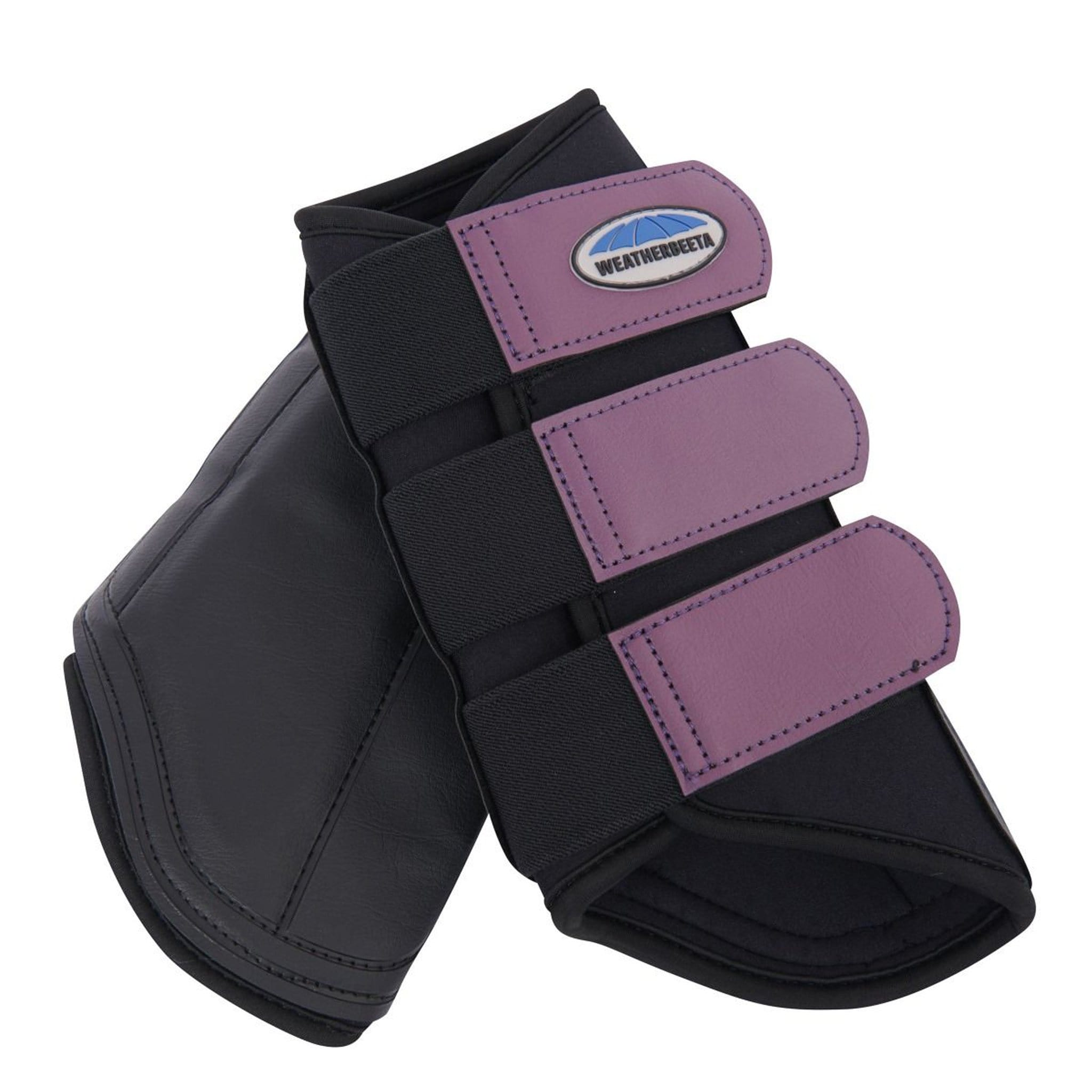 WeatherBeeta Single Lock Brushing Boot in Purple