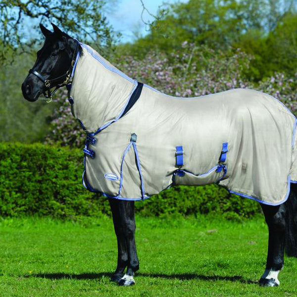 Weatherbeeta Airflow Combo Fly Rug Smoke 592179