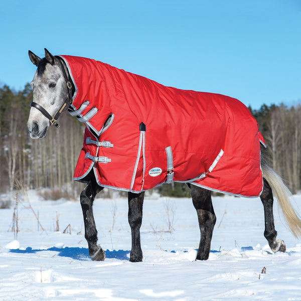 Weatherbeeta ComFiTec Classic Heavyweight Combo Turnout Rug Snow 801484