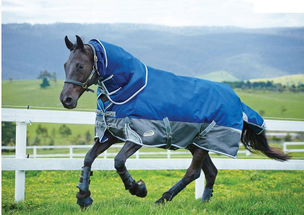 Weatherbeeta Freestyle 1200D Detach-A-Neck Heavy Turnout Rug