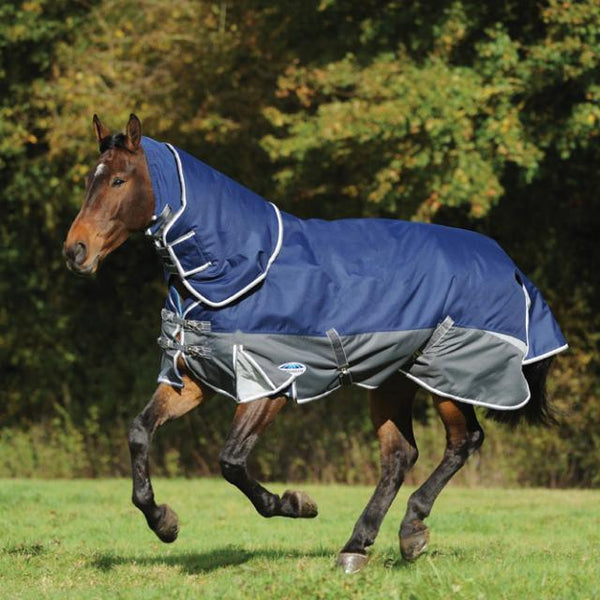 Weatherbeeta Freestyle 1200D Detach-A-Neck Heavy Wide Turnout Rug