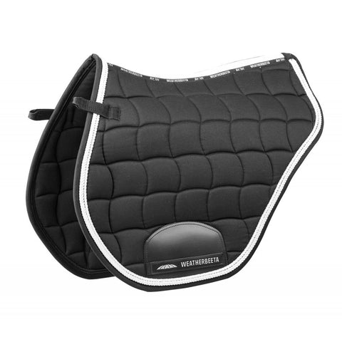 Weatherbeeta Performance Cross Country Saddle Pad Black 804728