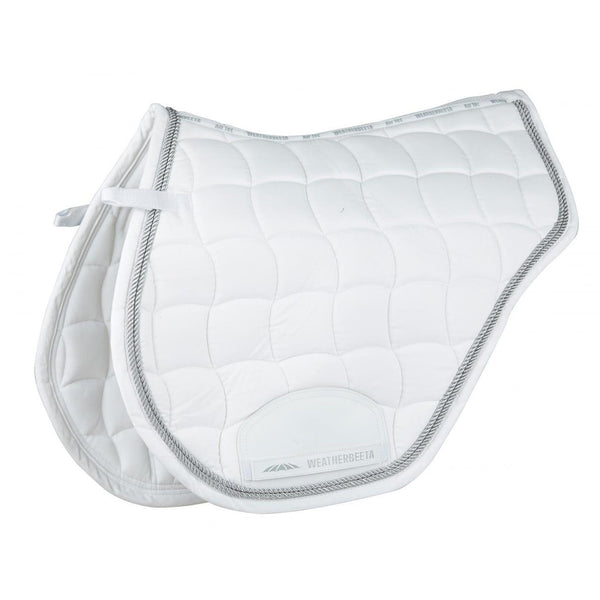 Weatherbeeta Performance Cross Country Saddle Pad White 804729