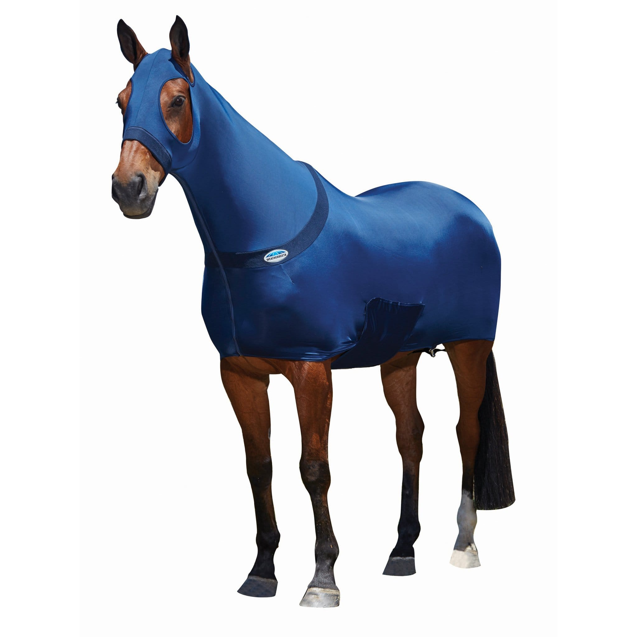 Weatherbeeta Stretch Rug Navy 589533