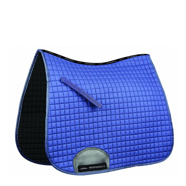 Weatherbeeta Supreme Dressage Saddle Pad Navy 592640