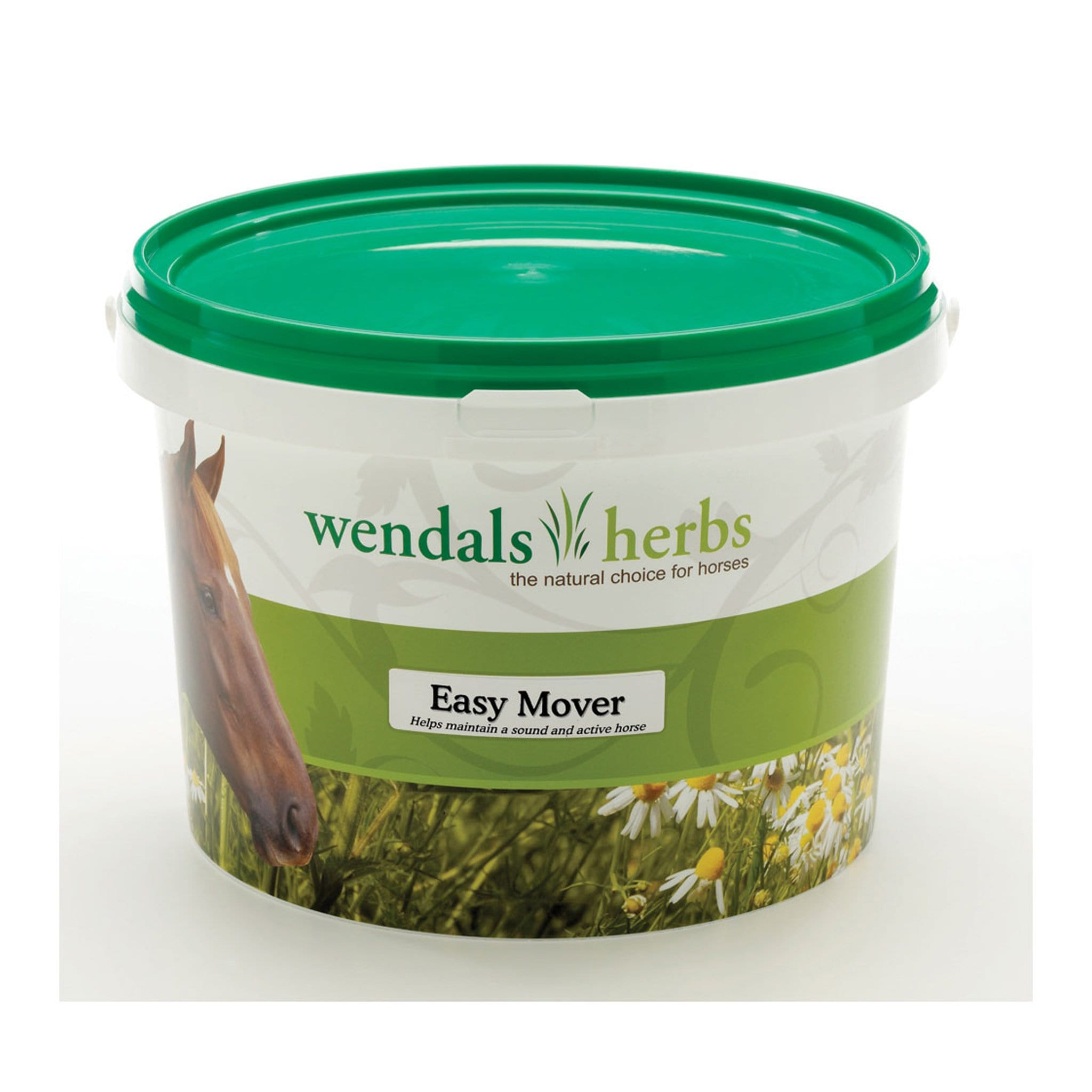 Wendals Herbs Easy Mover Supplement 1KG 8381.