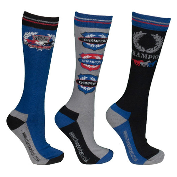 Champion Wenlock Socks 3 Pack