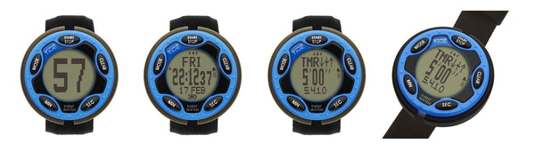 Ultimate Rechargeable Event Watch Blue 460112