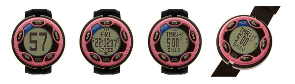 Ultimate Rechargeable Event Watch Pink 460113