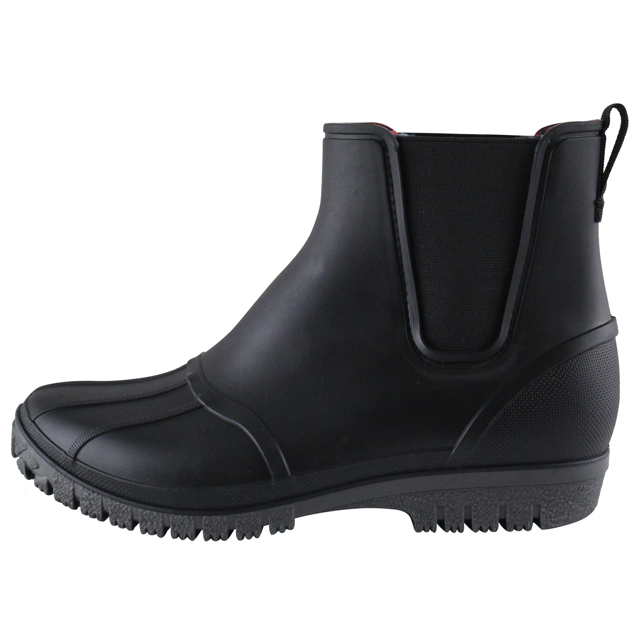 Woof Wear Wester Boots Black Side View WF0031.