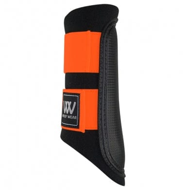 Woof Wear Colour Fusion Club Brushing Boots Orange BKOR