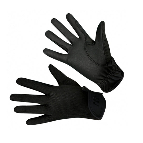 Woof Wear Grand Prix Riding Glove in Black