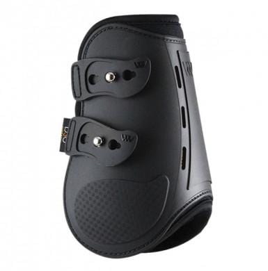 Woof Wear Smart Fetlock Boots in Black WW0054