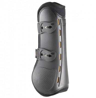 Woof Wear Smart Tendon Boots in Black WB0053