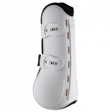 Woof Wear Smart Tendon Boots in White WB0053