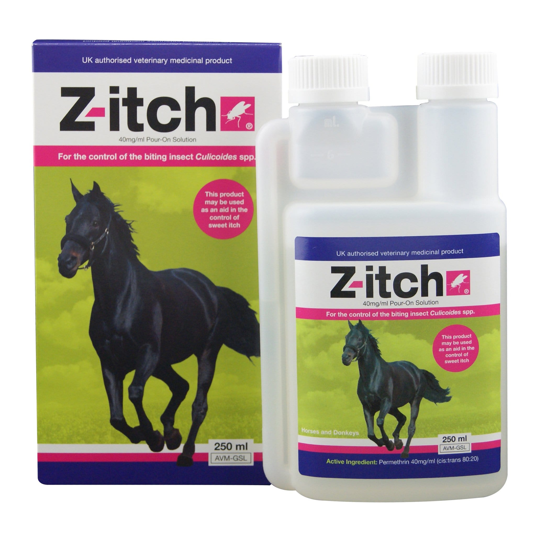 Z-Itch 250ml TRL0480