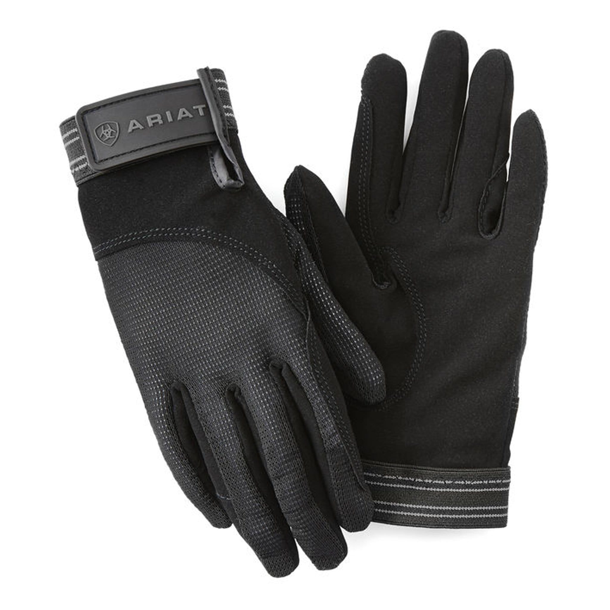 Ariat Air Grip Gloves 10004372 Black