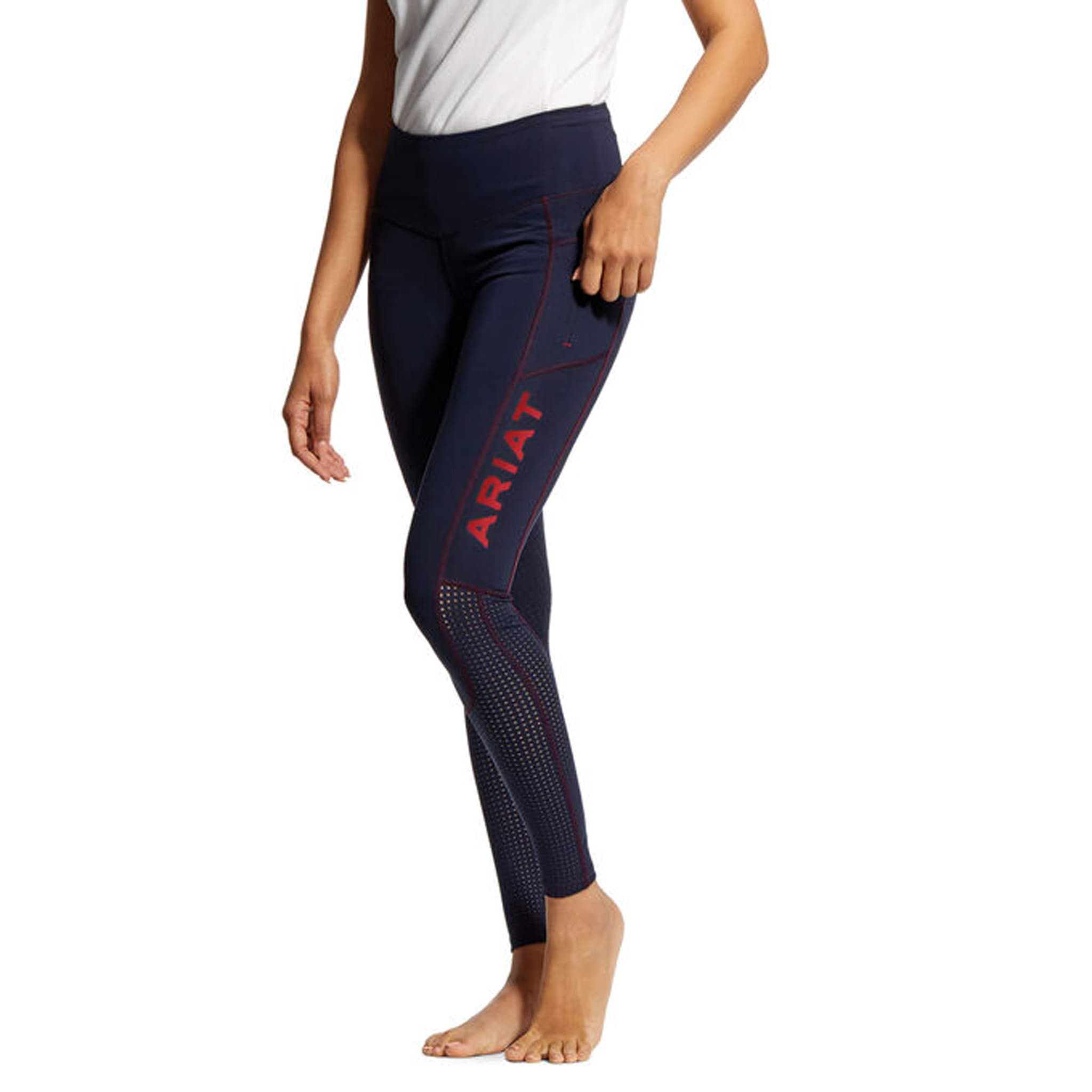 Ariat Eos Full Seat Tights Ariat Team 10030492