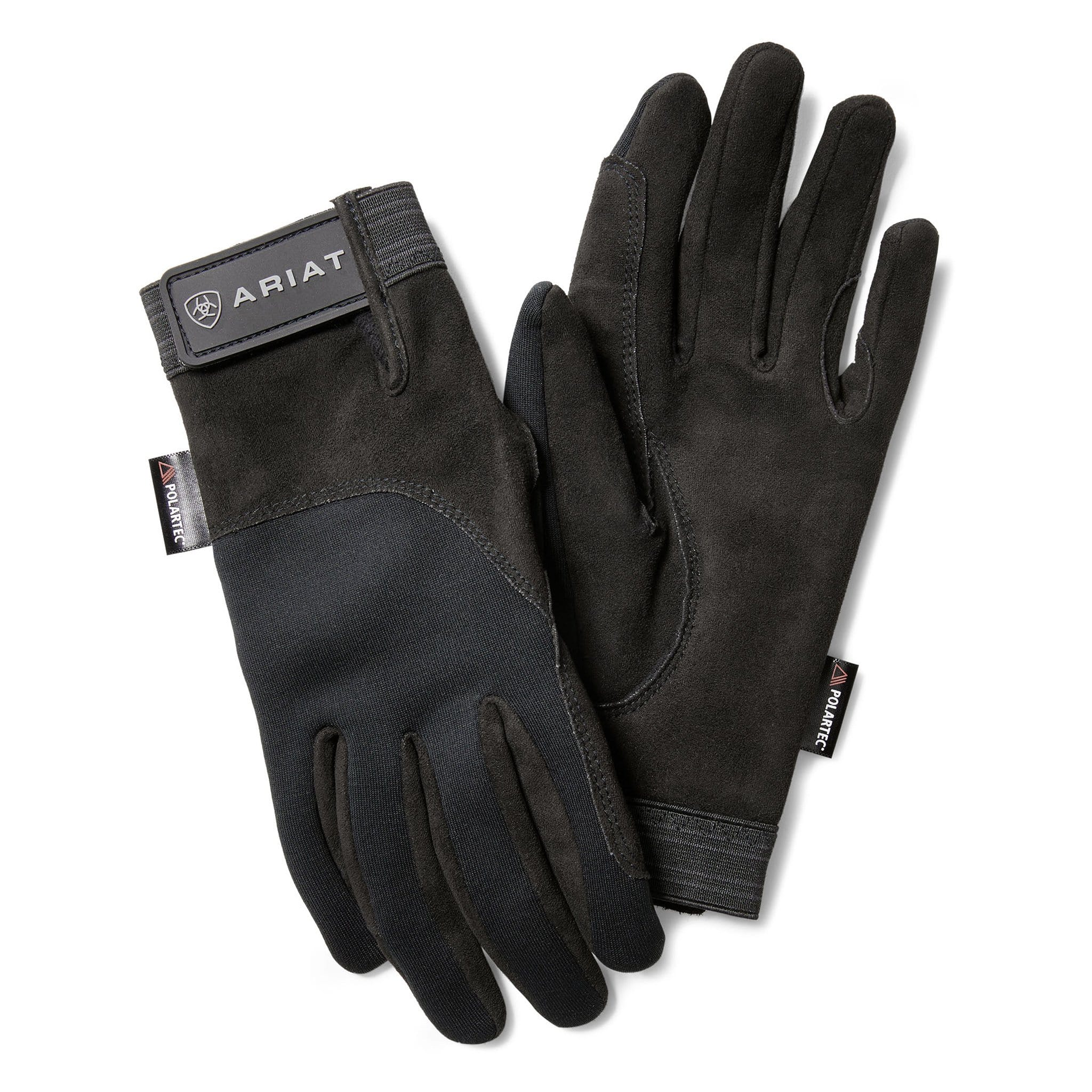 Ariat Insulated Tek Grip Gloves 10004374 Black