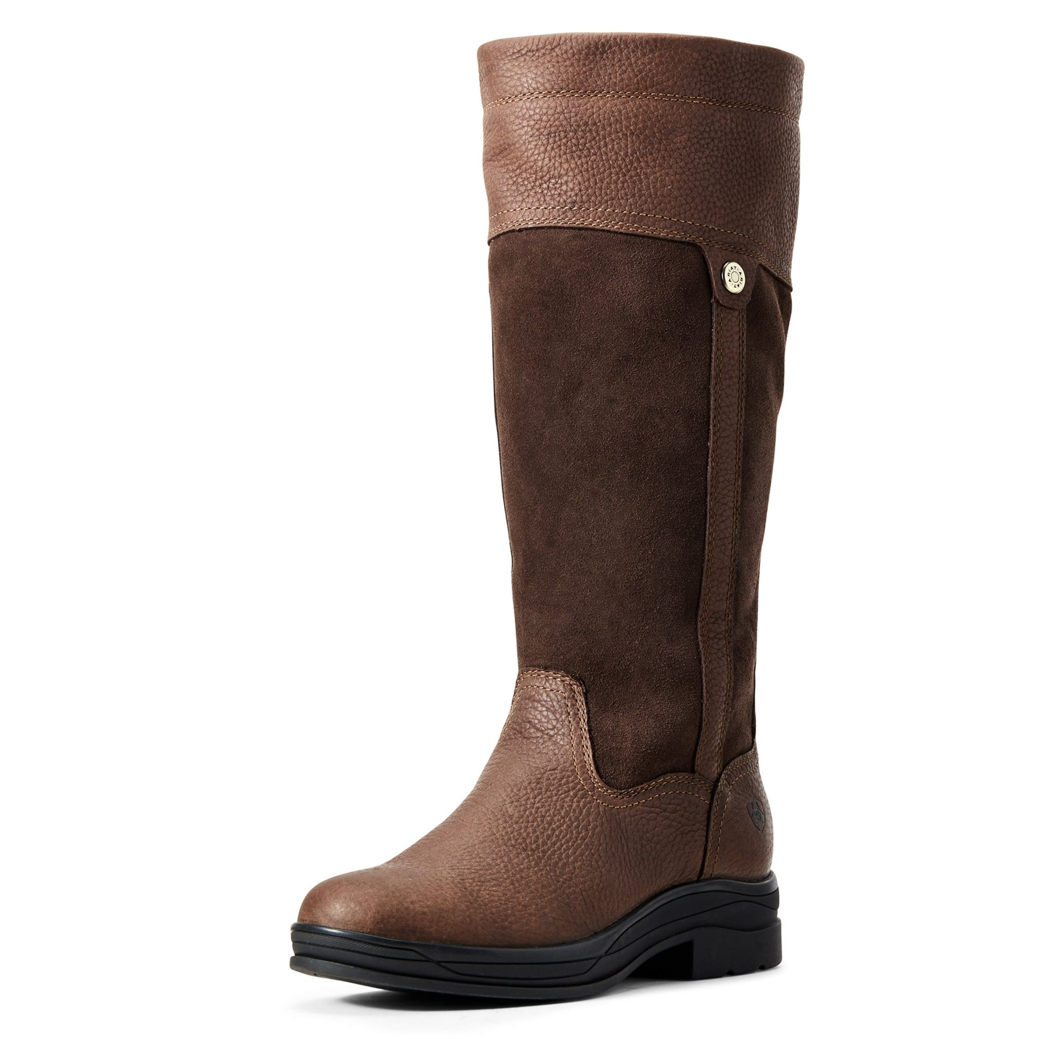 Ariat Windermere II Waterproof Boots 10029553 Brown Front Side