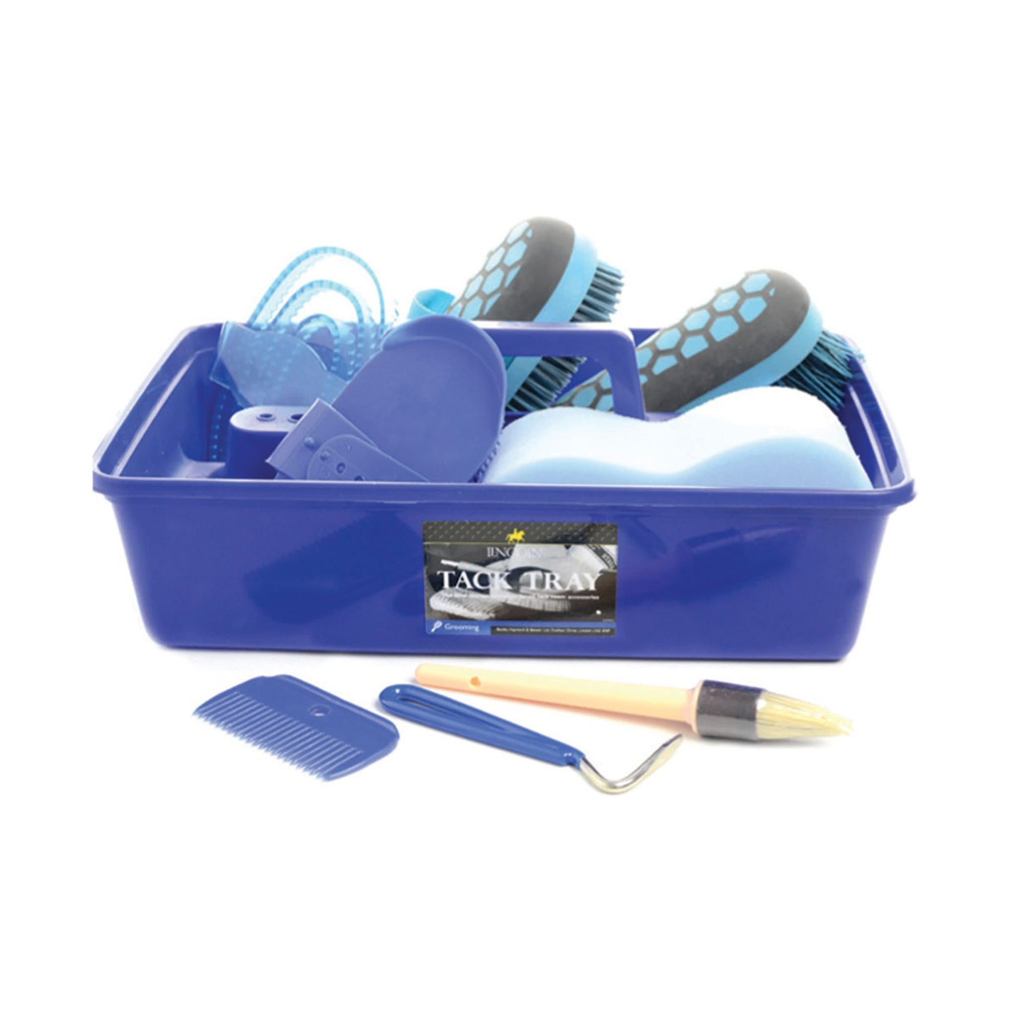 Lincoln Complete Grooming Kit Blue 4105