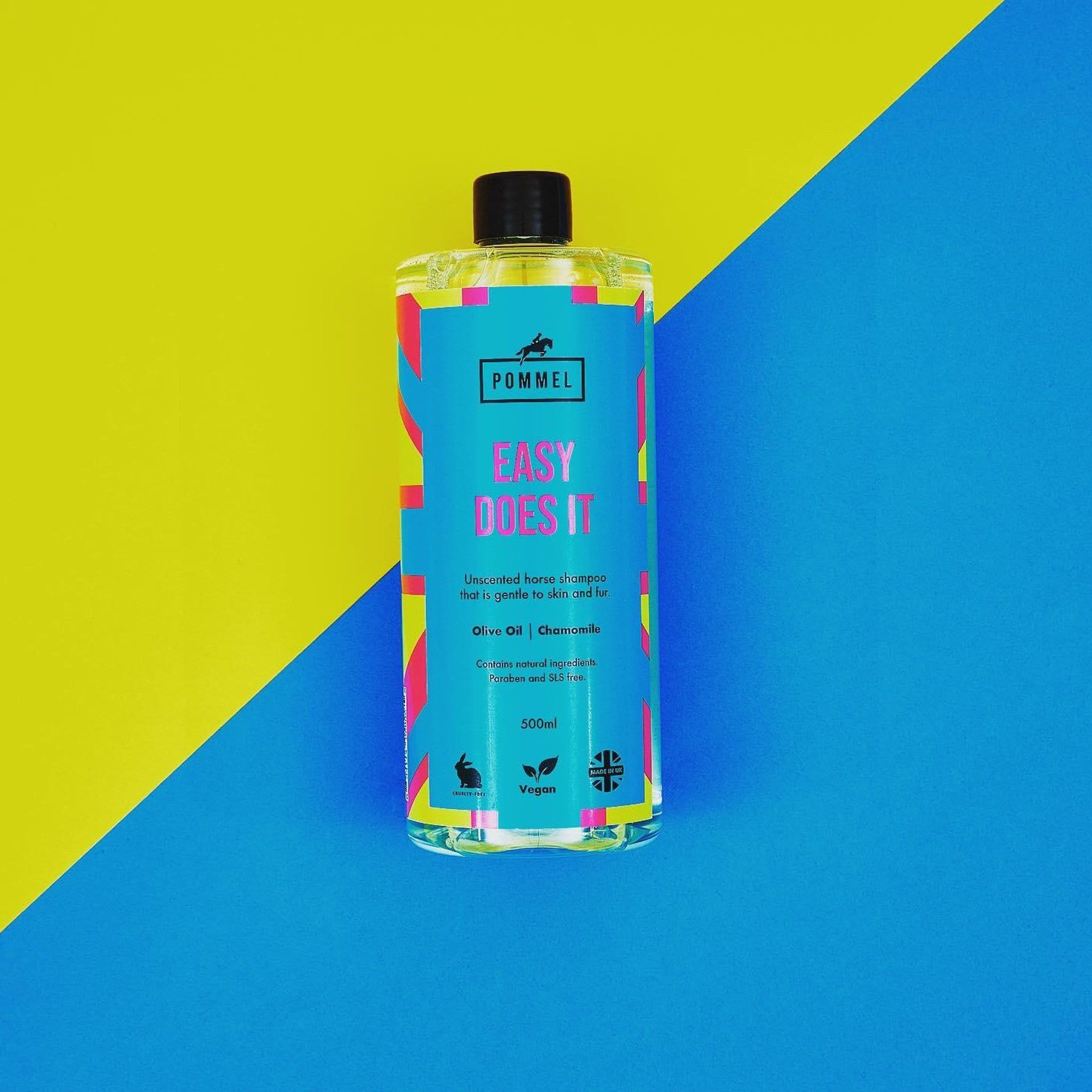 Pommel Easy Does It Shampoo 500ml 31390