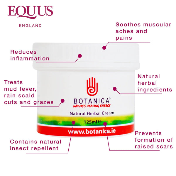 Botanica Natural Herbal Cream BOT0050 FAB Bullet Points