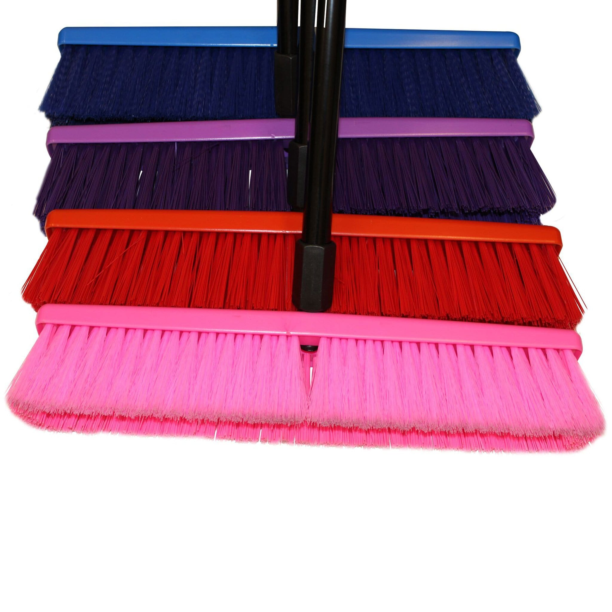 Bulldog Broom All Colours