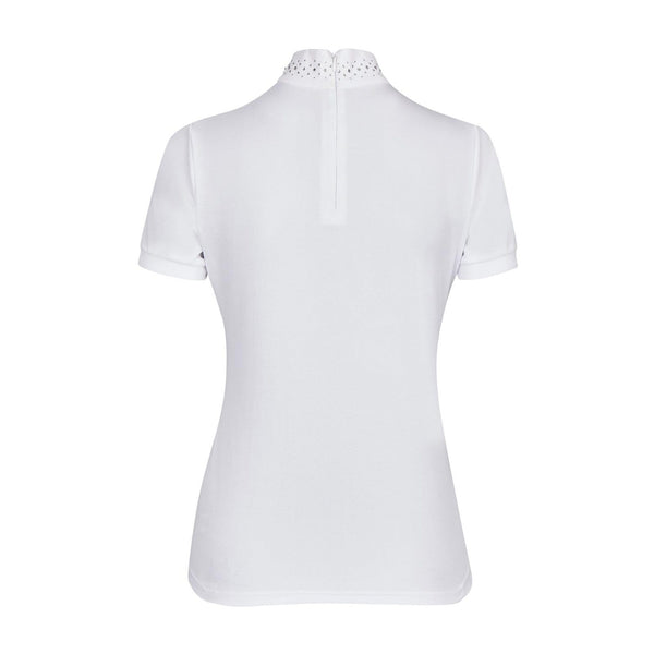 Busse Ankum Show Shirt 760233 White Studio Back