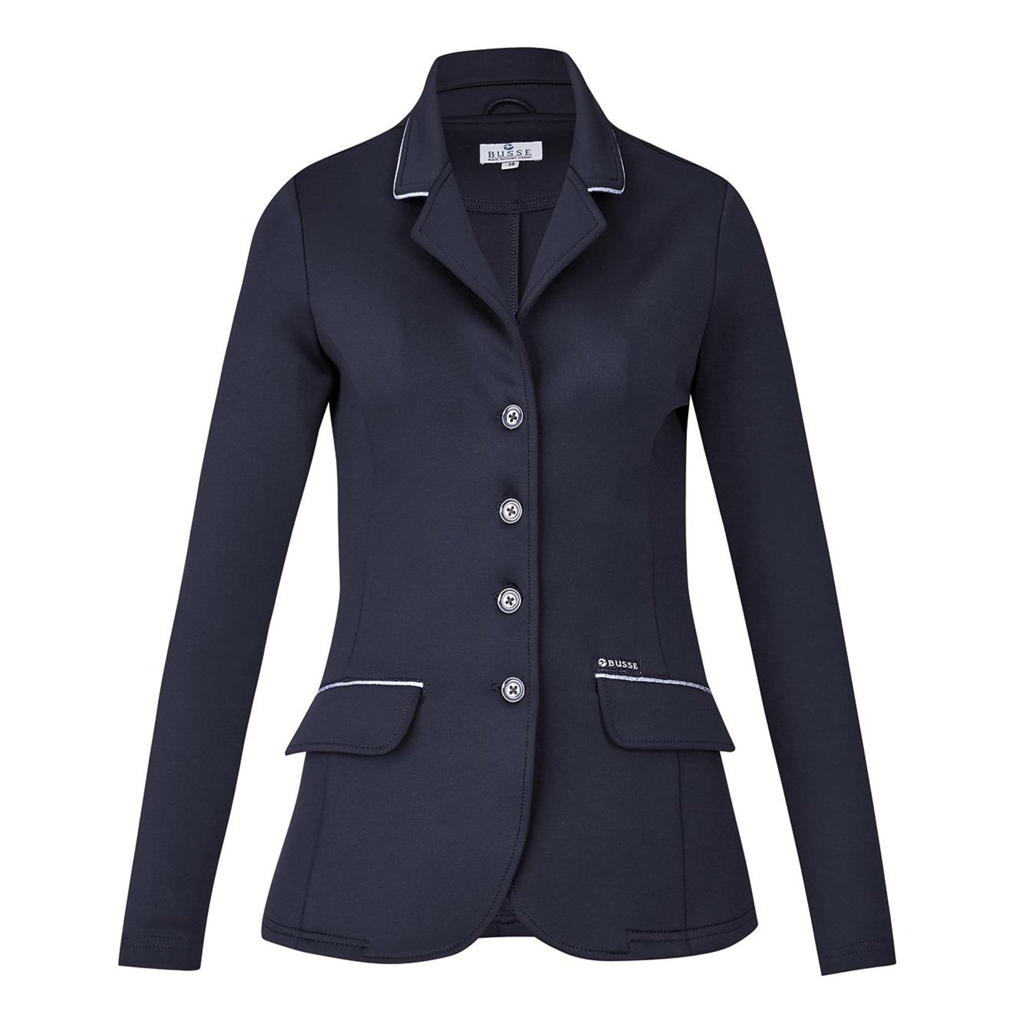 Busse Girl's Valletta Show Jacket 760265 Navy Front