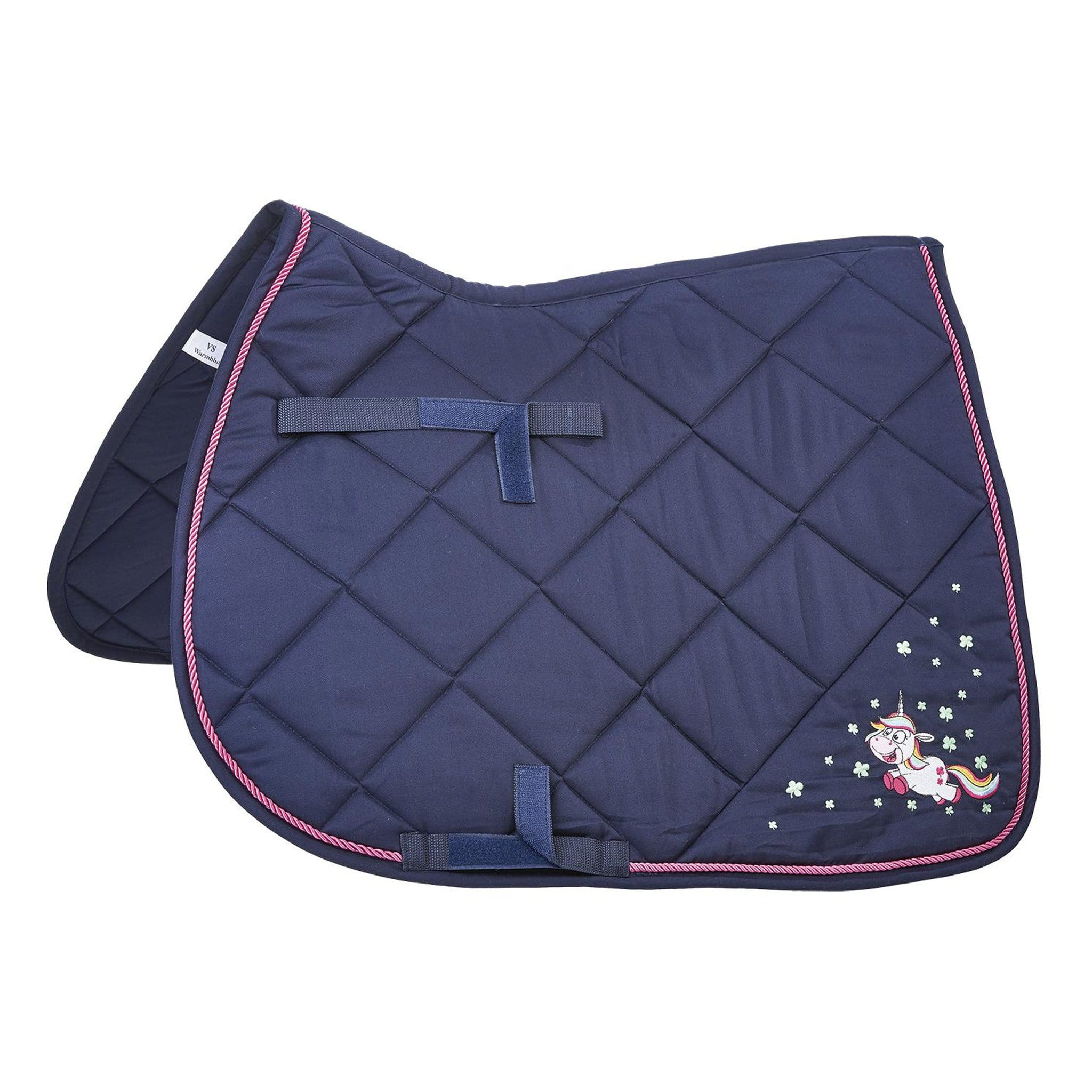 Busse Unicorn II Saddle Cloth 116407 Navy