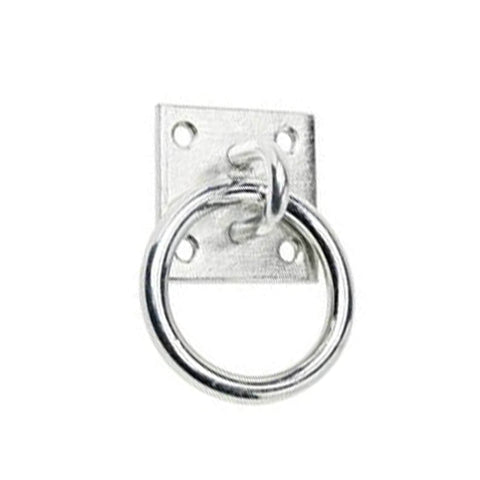 Cottage Craft Galvanised Tie Ring COT7595