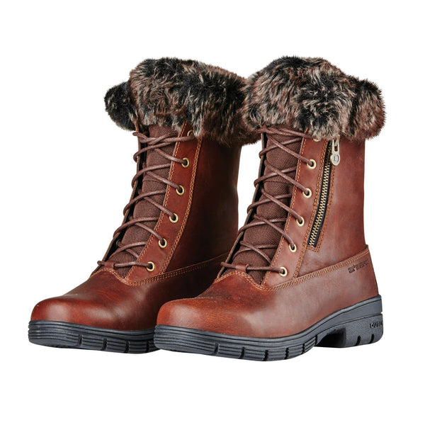 Dublin Bourne Boots in Red Brown 817670