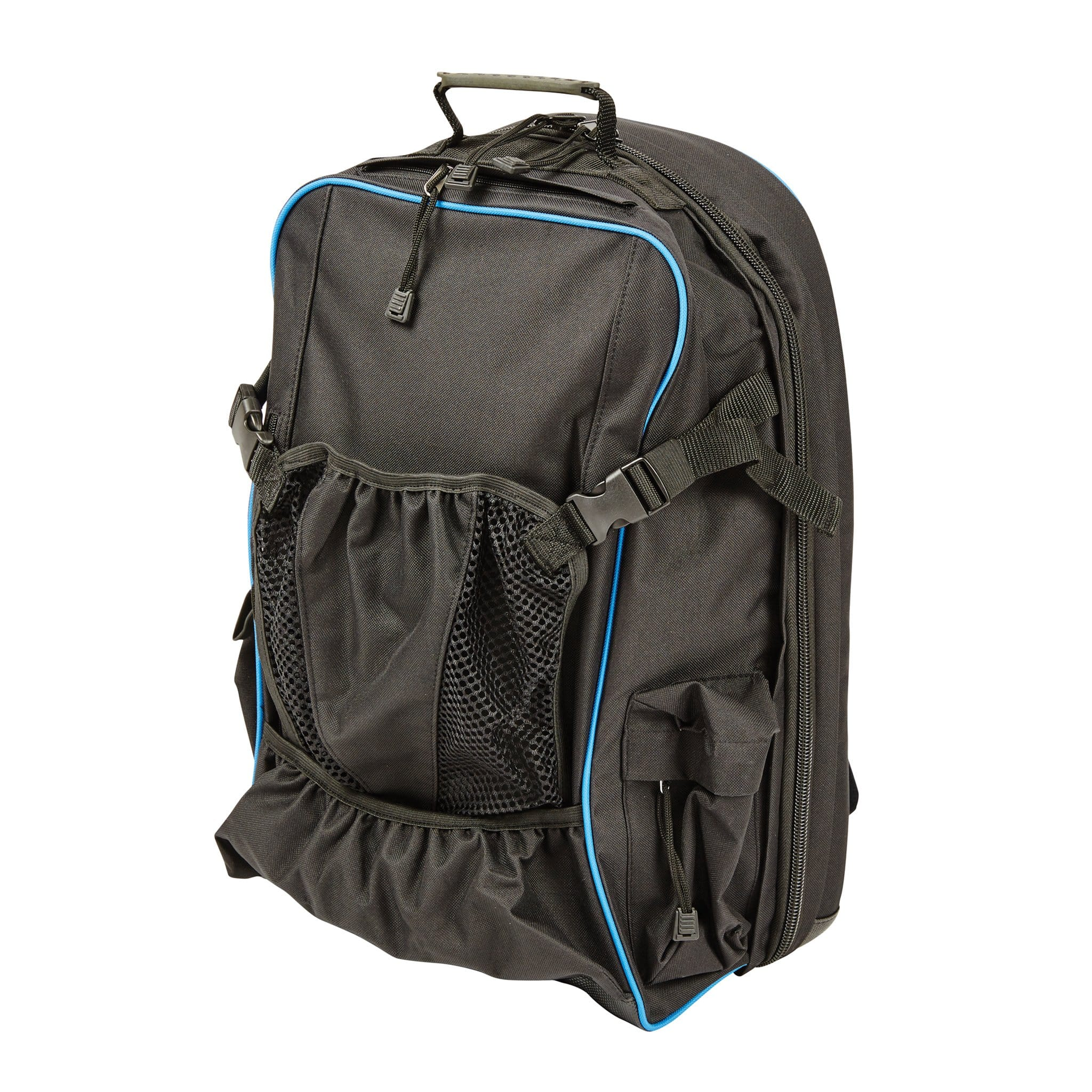 Dublin Imperial Back Pack 594738 Black and Blue
