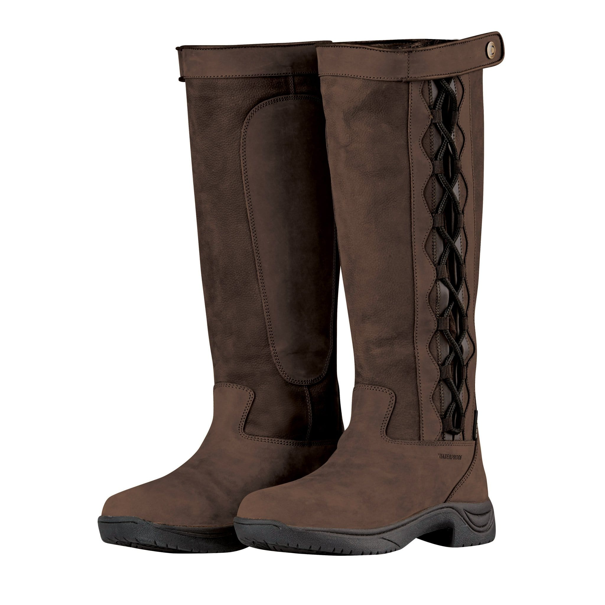 Dublin Pinnacle Boots II in Chocolate 817569