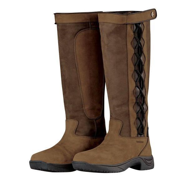 Dublin Pinnacle Boots II in Dark Brown 817582