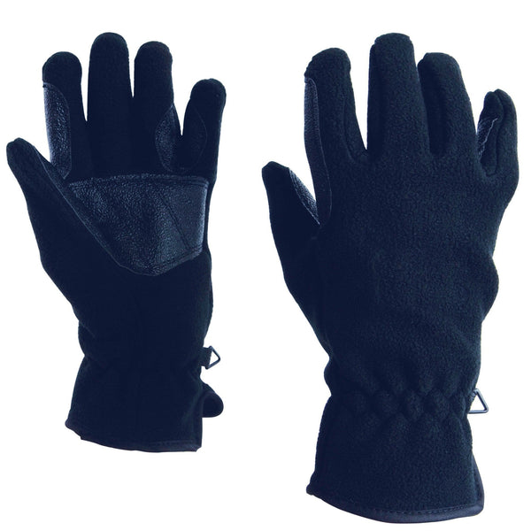 Dublin Polar Fleece Glove in Navy