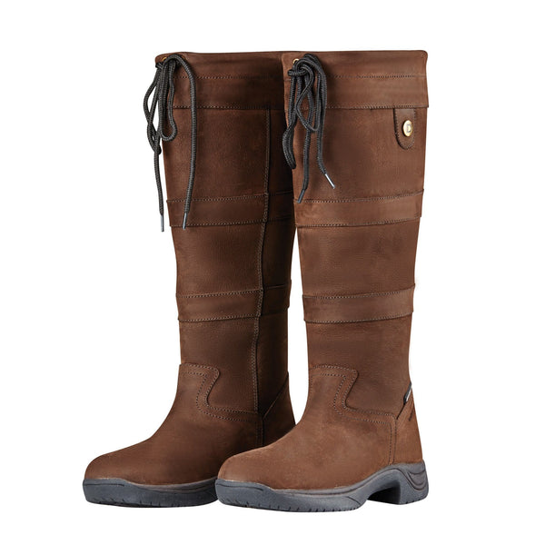 Dublin River Boots III Chocolate 817391