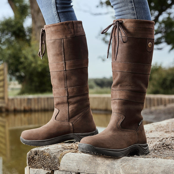 Dublin River Boots III in Chocolate Lifestyle 817506