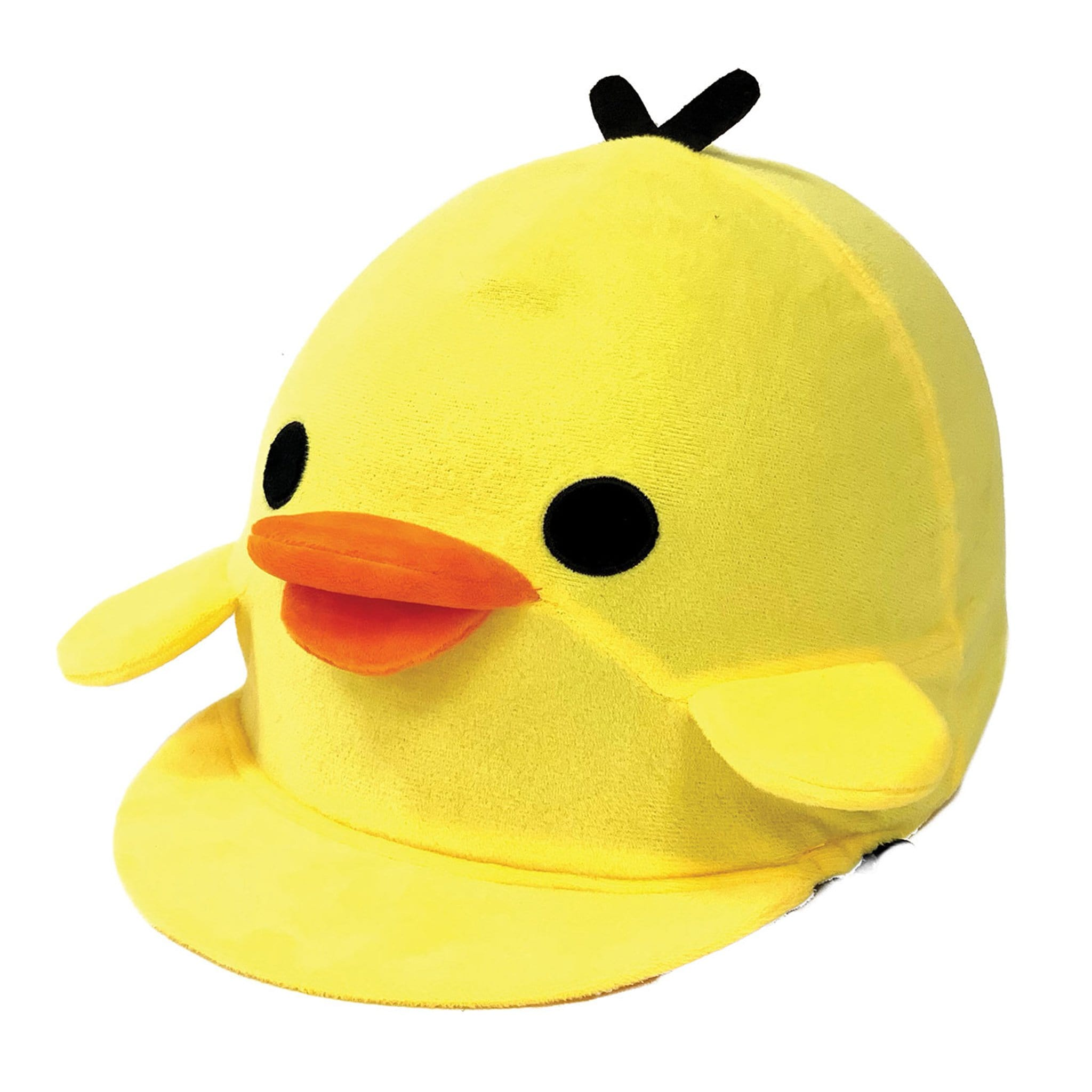 Equetech Children's Chuck Chick Hat Silk CHS Yellow