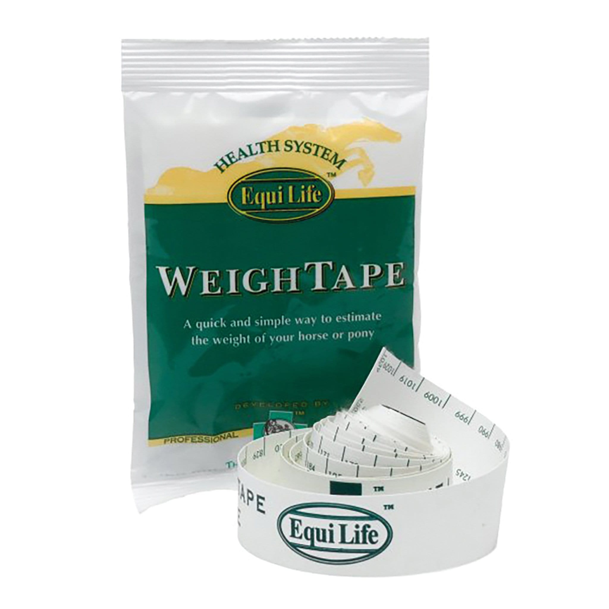 Equi Life Weigh Tape FFF0040