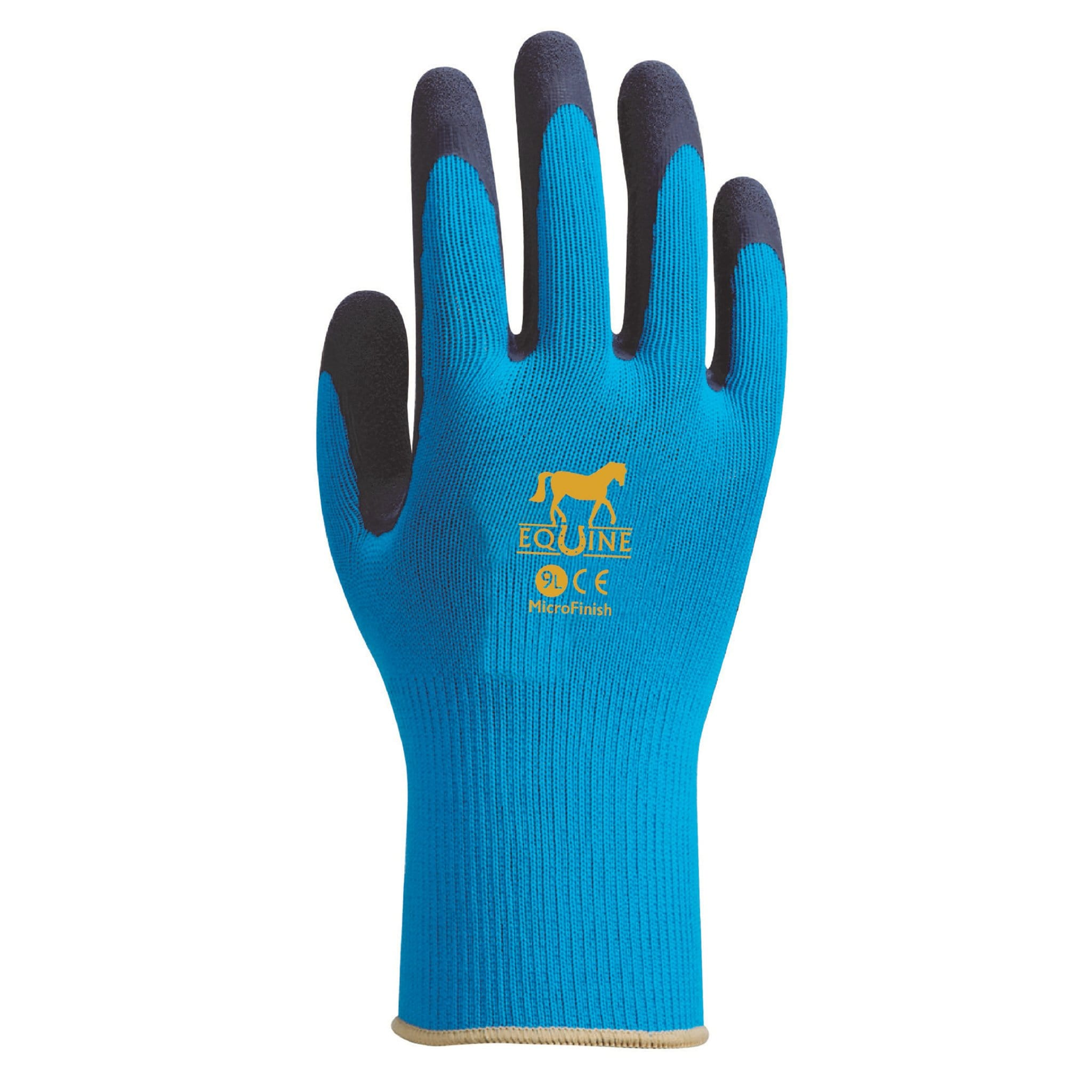 LeMieux Equine Work Gloves Blue 6608