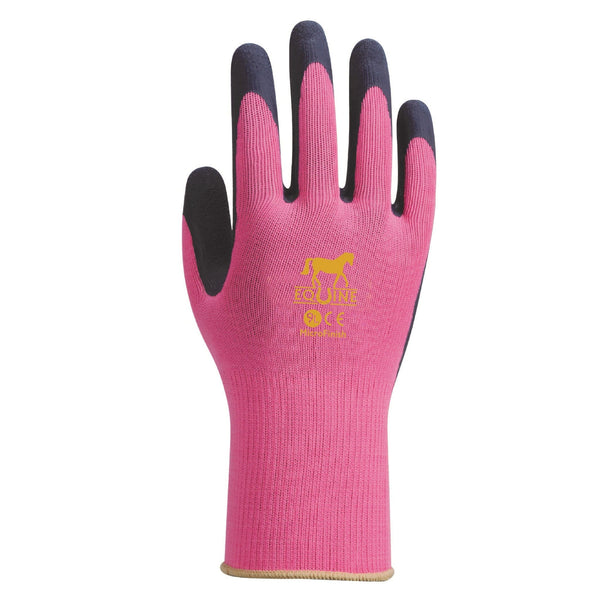 LeMieux Equine Work Gloves Pink 6608