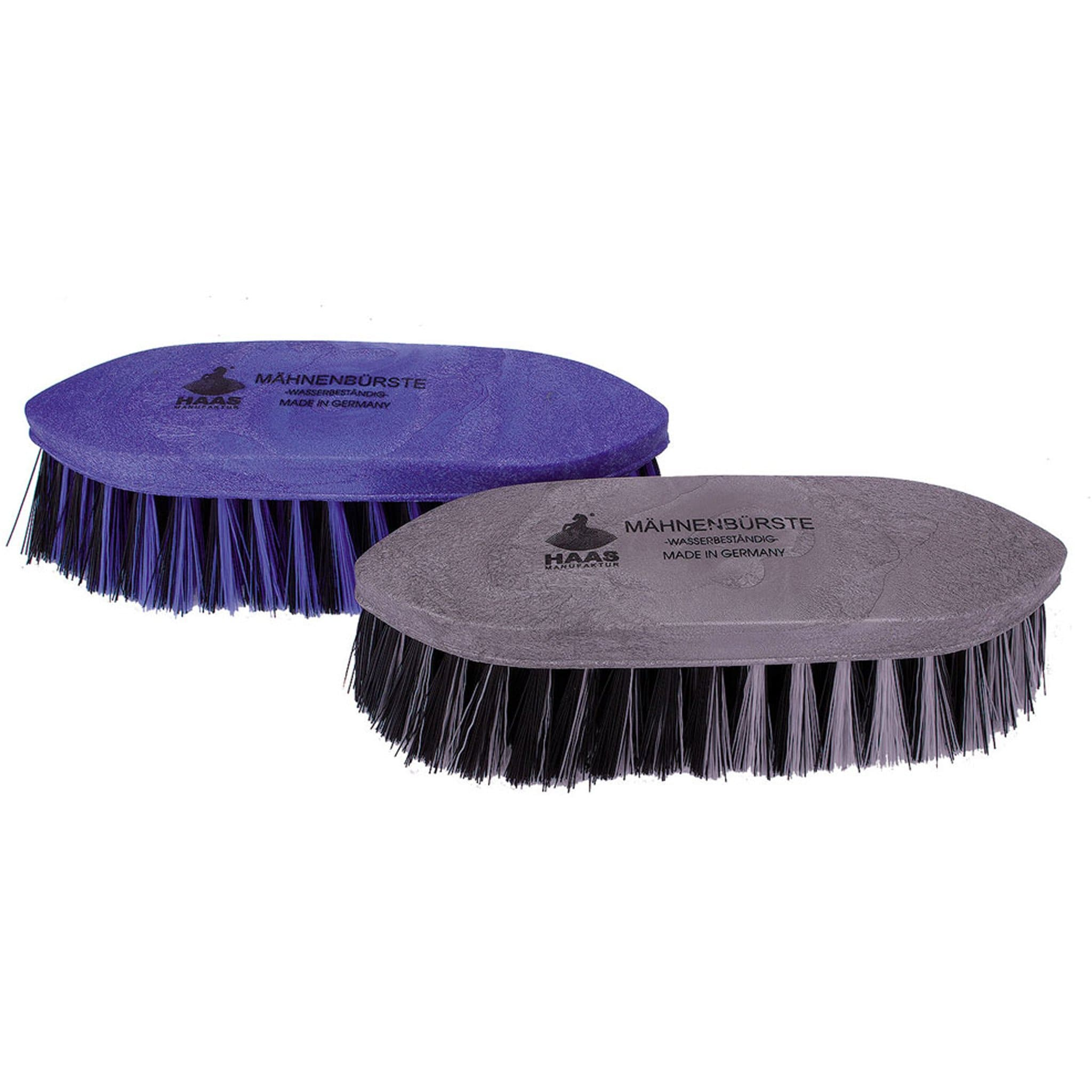 Haas Mane Brush 23104 Grey