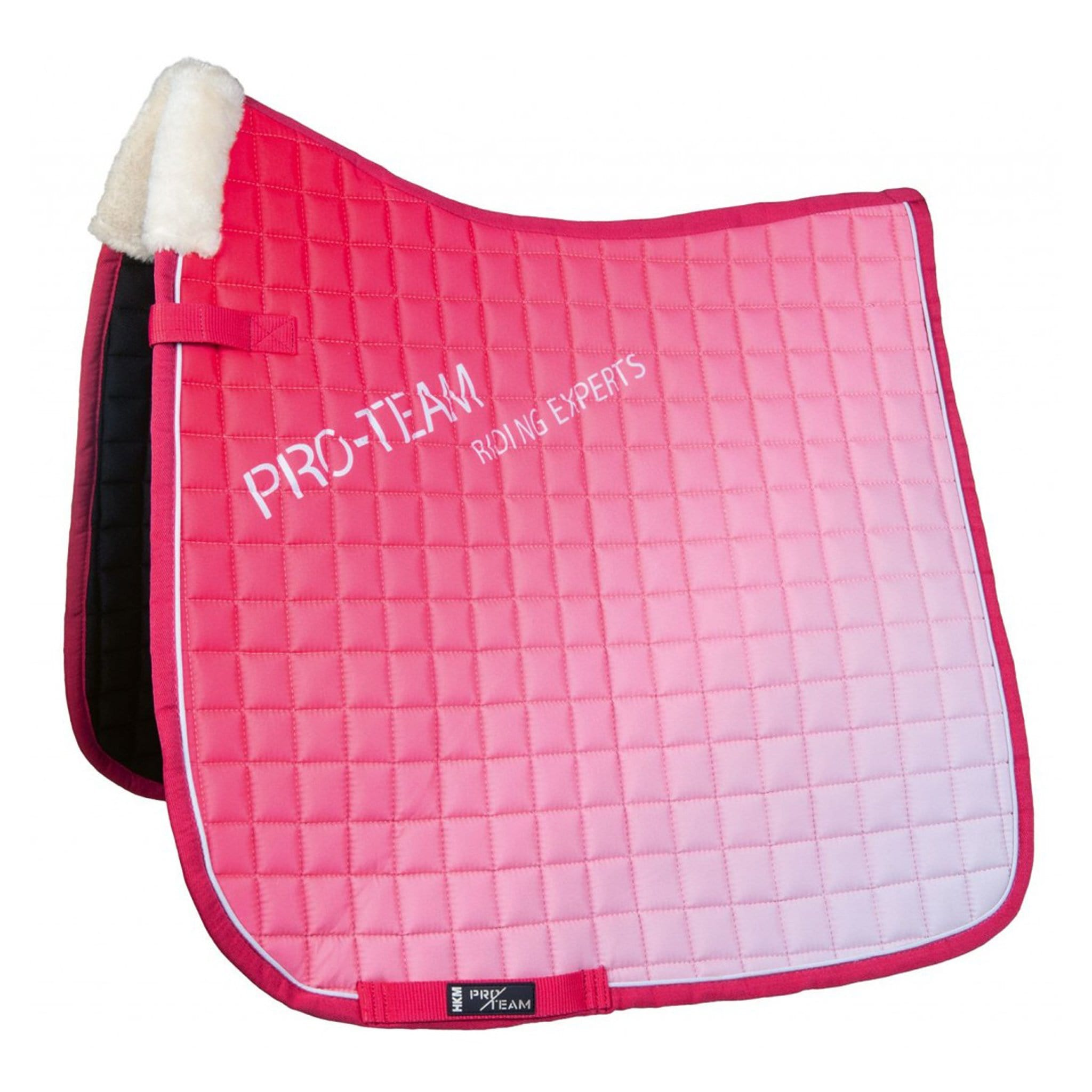 HKM Advanced Colour Saddle Pad 11730 Pink