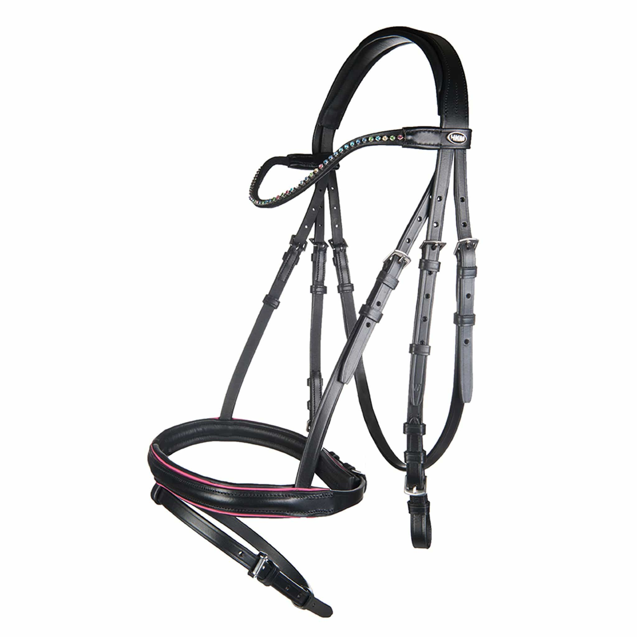 HKM Polly Bridle 11257 Pony Full Bridle