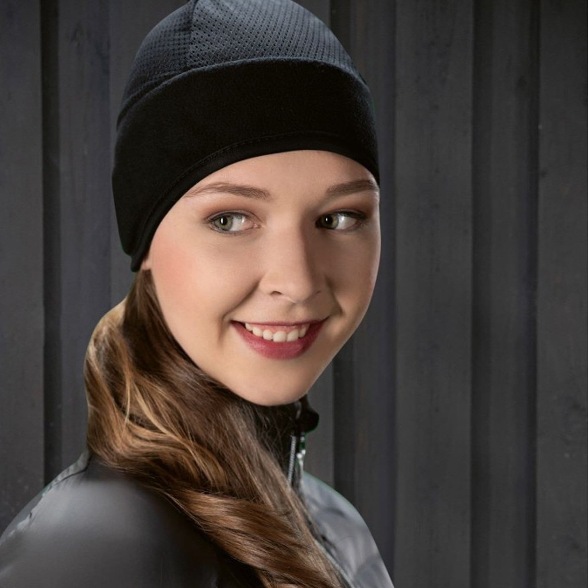 HKM Thermal Hat Black 2653