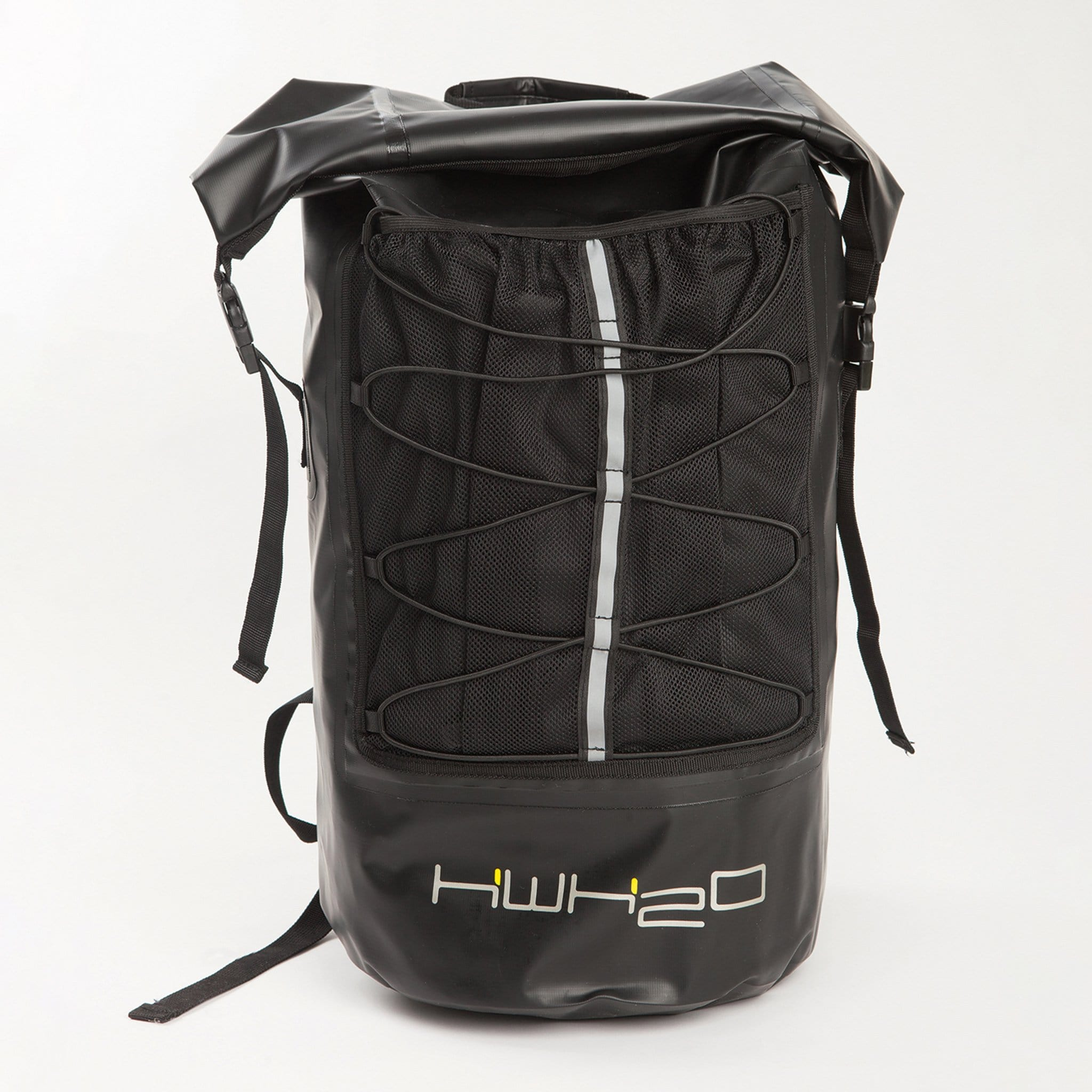 Horseware HWH2O Waterproof Rucksack COHRKC Black Back View