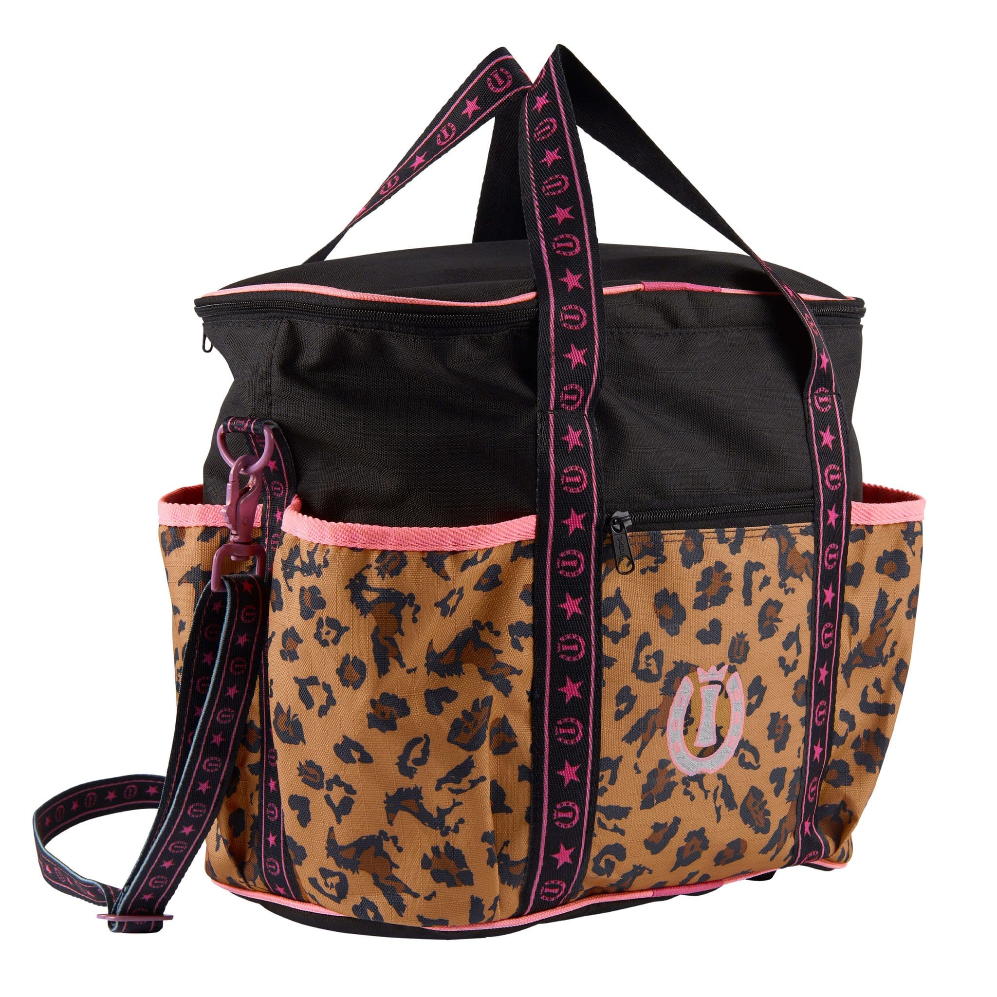 Imperial Riding Beautifully Wild Grooming Bag Leopard ST68120000