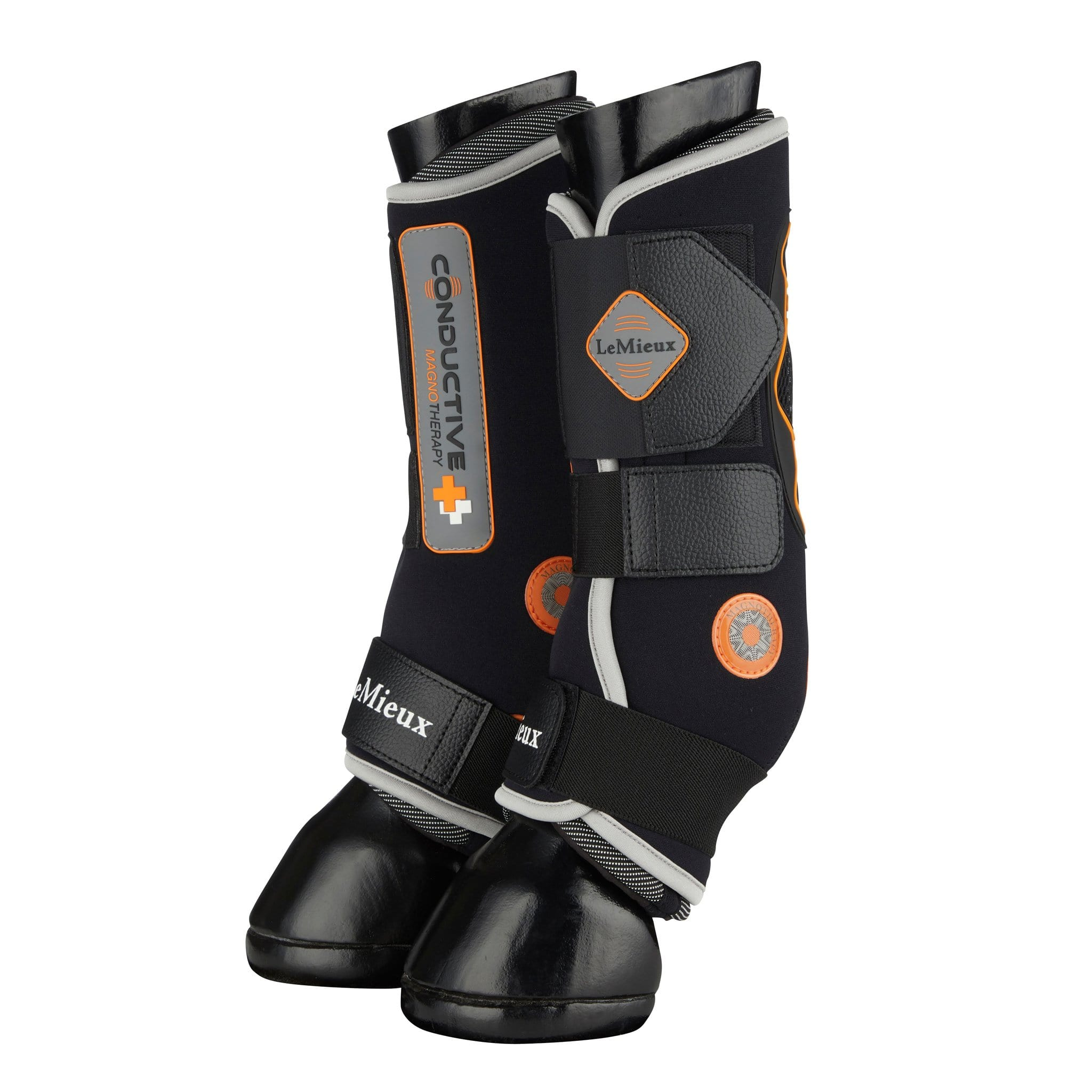 LeMieux Conductive Magnotherapy Boots 6867 Pair Front Side